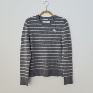 Abercrombie & Fitch Striped Sweater
